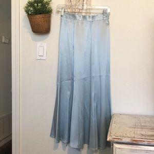 Vintage Jessica McClintock 100% silk skirt size 4